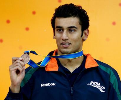 Meet India's Olympics swimming hopeful