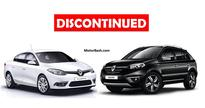 Fluence & Koleos Officially Discontinued From India; Aggressive Products Planned