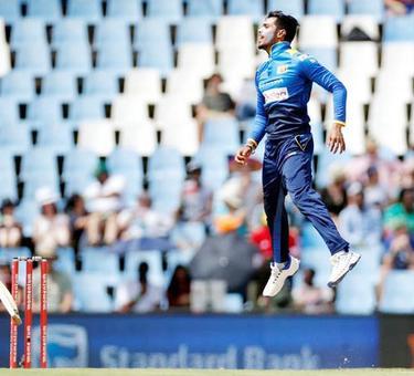 De Silva replaces injured Perera in Sri Lanka's squad