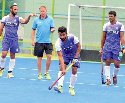 Hockey Champions Trophy: India beat Great Britain 2-1