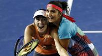 Italian Open: Sania, Martina win first ever title on red clay