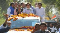 Madhya Pradesh bypolls: Yashodhara Raje, nephew Jyotiraditya Scindia hit hustings
