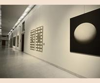 The Ministry of Foreign Affairs exhibits works by Burri and Sironi