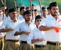 RSS's new uniform released in Hubballi