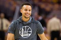 10 best sports Snaps of the week: Lolo Jones' dessert prank, how Steph Curry started 2017