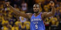 Basketball: Thunder move Ibaka to Orlando on draft day