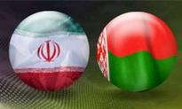 Iranian minister signs agreements in Minsk