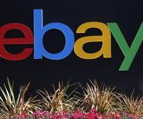 EBay shares fall on tepid adjusted profit forecast