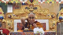 Dalai Lama praises Nitish Kumar over successful conduct of Kalachakra Puja