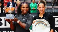 Italian Open: Serena Williams beats Madison Keys for first title of season
