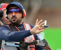 Emirati shooter ranked 9th in double trap