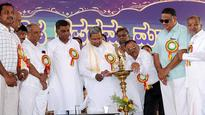 SMK Takes Siddaramaiah Government Story to Congress Top Brass