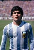 Diego Maradona's secret 'sixth child' speaks for the first time of his fight to find his real dad