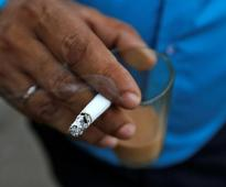 ITC, Godfrey Phillips slump after tax increase on cigarettes