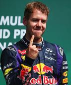 Sebastian Vettel makes it three and easy in Montreal