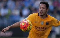 Barca defender Adriano accused of tax fraud