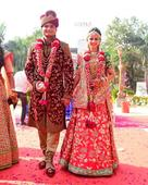 Vrinda Dawda and Bhawin Mehta's wedding was a Kala Chashma affair  view pics!