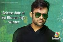 Release date of Sai Dharam Tej's 'Winner'