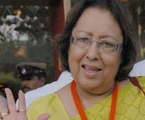 RS bypoll for Najma Heptullah seat on October 17