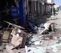 Triple blasts rock Pakistan court; 6 killed, 14 injured