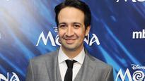 Billboard success for 'Hamilton Mixtape', Golden Globes nod for 'Moana': There's just no stopping Lin-Manuel Miranda