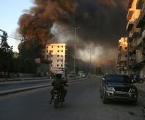 Syria rebels in huge attack to break Aleppo siege