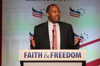 Ben Carson: Christians Facing 'All-Out Attack' on Religious Freedom, Presidential Election 'Most Important of Our Lifetime'