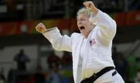 Judo medallist Kayla Harrison to follow 'frenemy' Ronda Rousey into MMA
