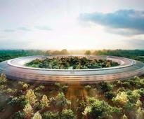 18 incredible facts about Apple's new spaceship campus