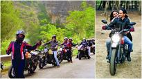 1 continent, 2 people & a 100-day ride