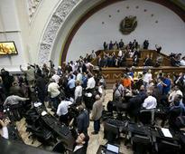 Venezuela opposition challenges govt dialogue plan