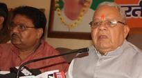 Favourable atmosphere for BJP to form govt in Uttar Pradesh, says Kalraj Mishra