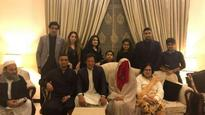 Imran Khan marries for a third time