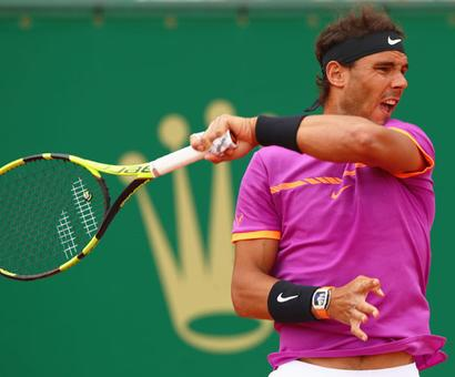 Nadal logs 50th win at Barcelona Open after cruising into quarters