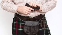 Open Carry And Kilts Are The Order Of The Day At Sea Bears Ogden Fish House