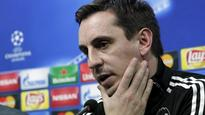 Former England defender Gary Neville earns first win as manager of Valencia