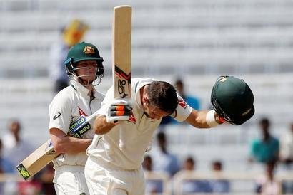 Smith-Maxwell partnership propels Australia