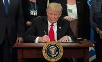Trump signs order to build Mexico Border Wall