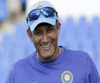 Anil Kumble made it clear that Dhoni has enough experience and does not need time to settle down