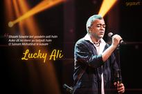 Lucky Ali will perform songs