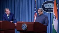 Outgoing US Defence Secretary Ashton Carter to meet Parrikar and Modi on Thursday
