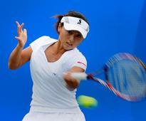Misaki Doi reaches second round at the Taiwan Open