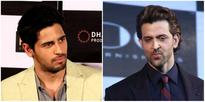 Sidharth Malhotra has replaced 'Kaabil' star Hrithik Roshan in Hindi remake of the 'Rambo' series?