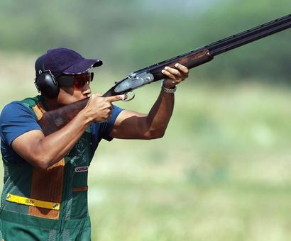 Ice melts as Pakistani shooters set to compete in India