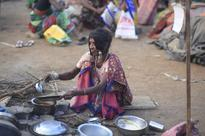 Indians flock to makeshift Mumbai camp amid worst drought in decades