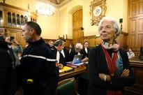 Trial of IMF's Lagarde hears that payout decision was rushed through