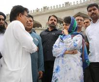 Only 5% people behind trouble in valley: Mehbooba