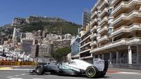 Formula 1 - Rosberg puts Mercedes on top in first Monaco session