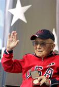 First Asian American to Win Olympics Gold Dies at 96