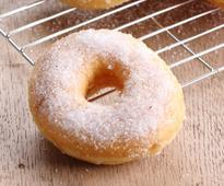 Dining: The Delights of Doughnuts